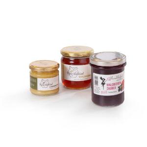 Steirischer Honig & Marmeladen